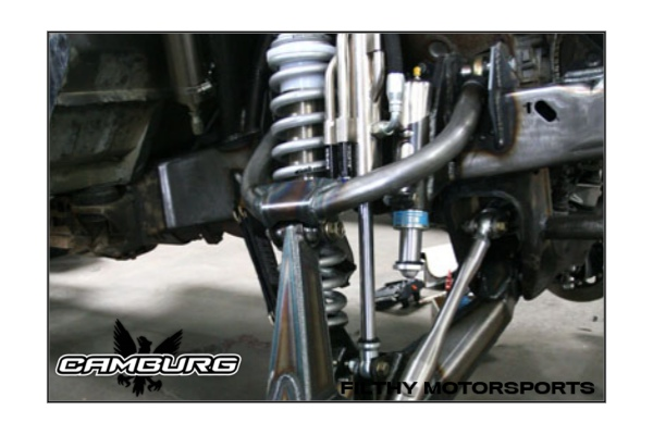 Camburg Full Race Series Long Travel Suspension Systems