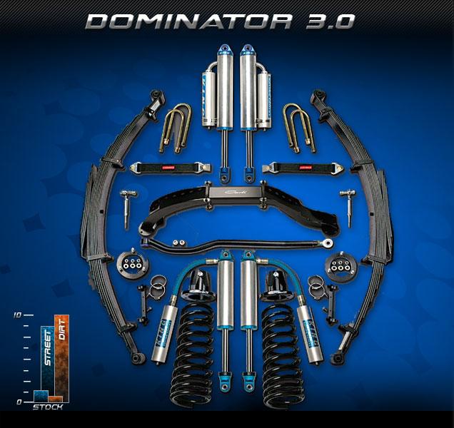 Carli Dominator 3 0 Suspension Systems